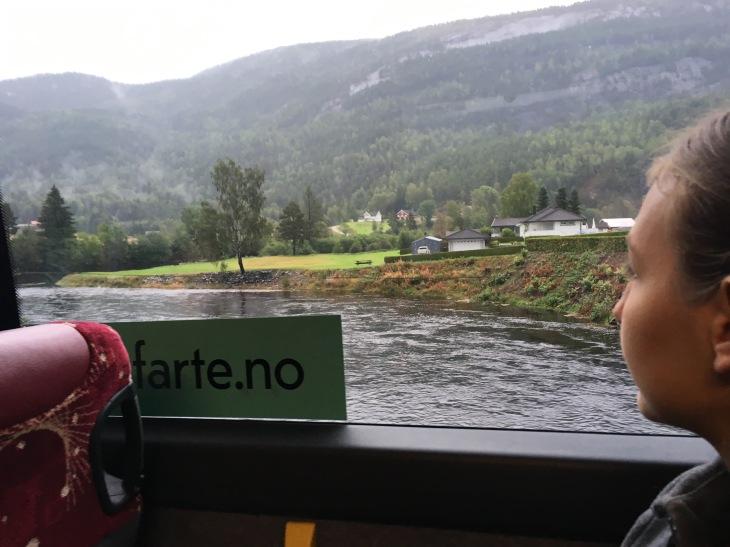 Bus Ride to Seljord (1)